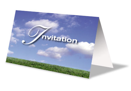 Exemple d'Invitation